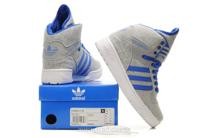 basket adidas chez intersport