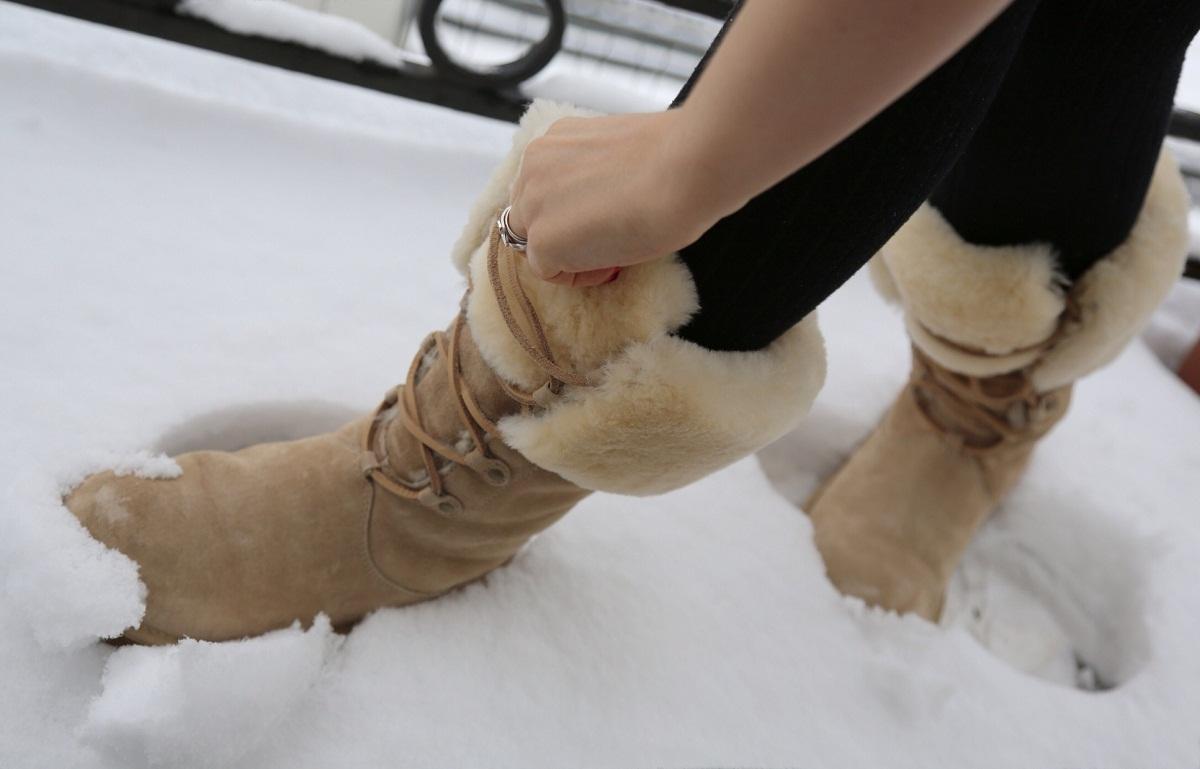 ugg femme neige