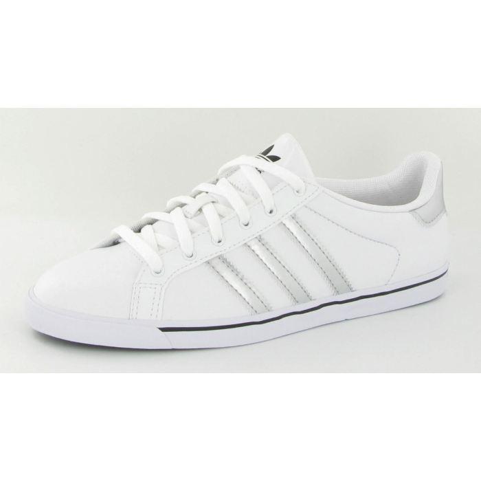 adidas basse blanche online